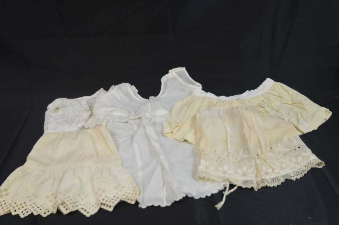 Antique/Vintage Doll Clothes Lot