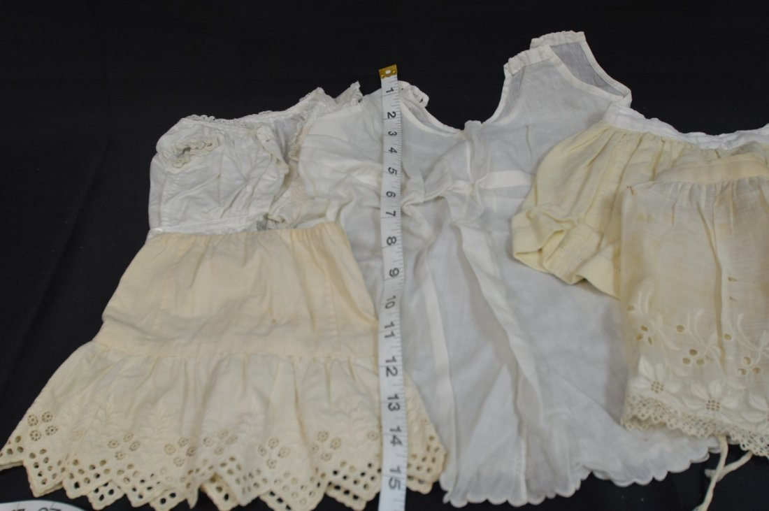 Antique/Vintage Doll Clothes Lot - 4