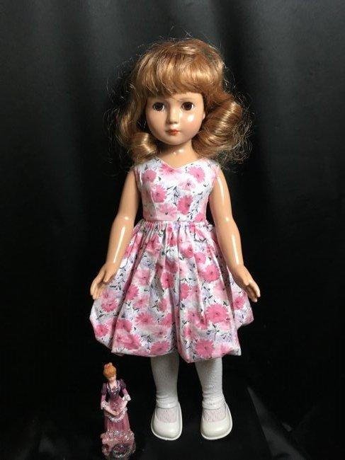 """18"""" Dewees Cochran Replica Doll 1998"""