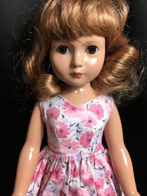 """18"""" Dewees Cochran Replica Doll 1998 - 4"""