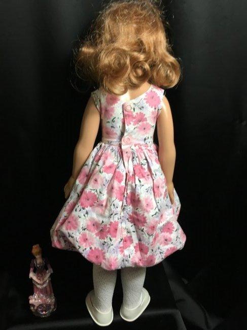 """18"""" Dewees Cochran Replica Doll 1998 - 6"""