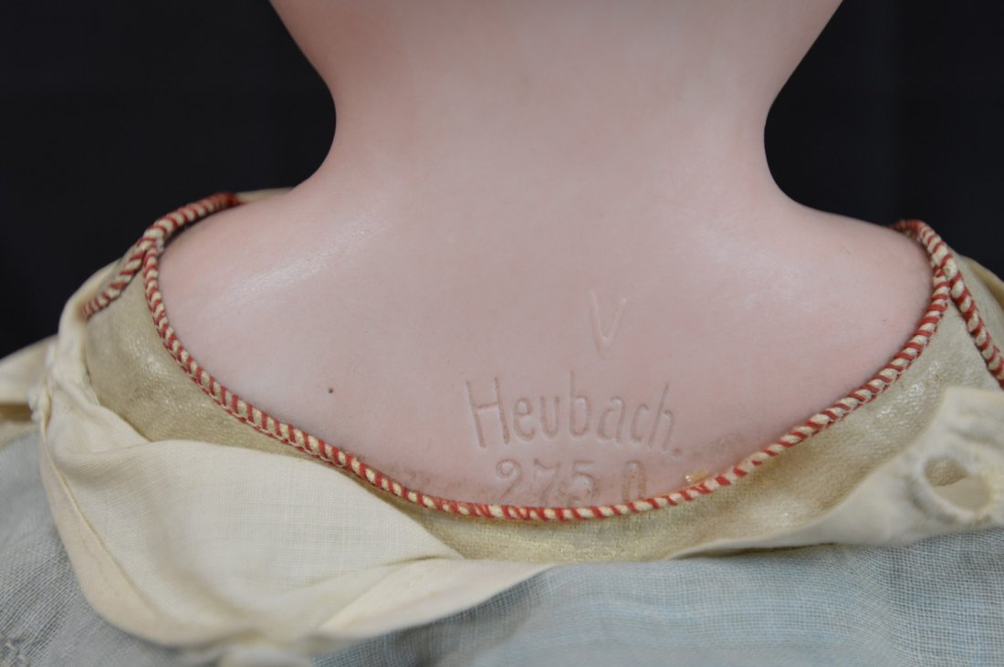 Heubach 275 w Leather Body - 6