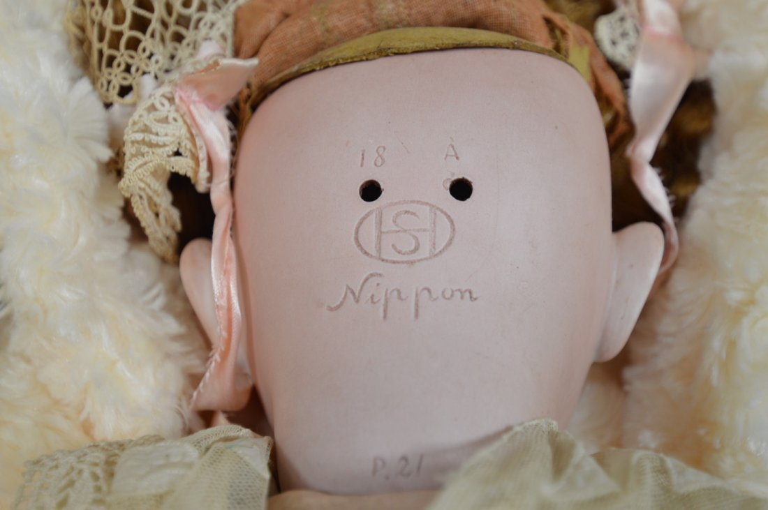 """21"""" Nippon Character Baby - 5"""