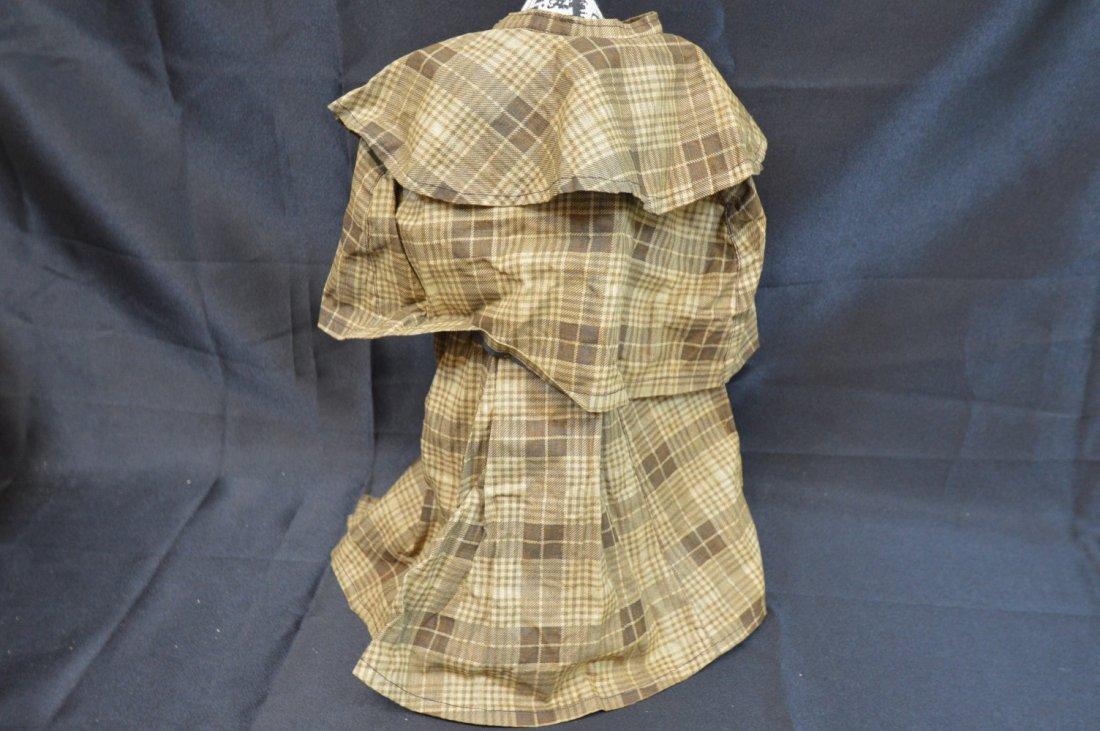 "Antique/Vintage  Doll Coat 14"" Long - 5"