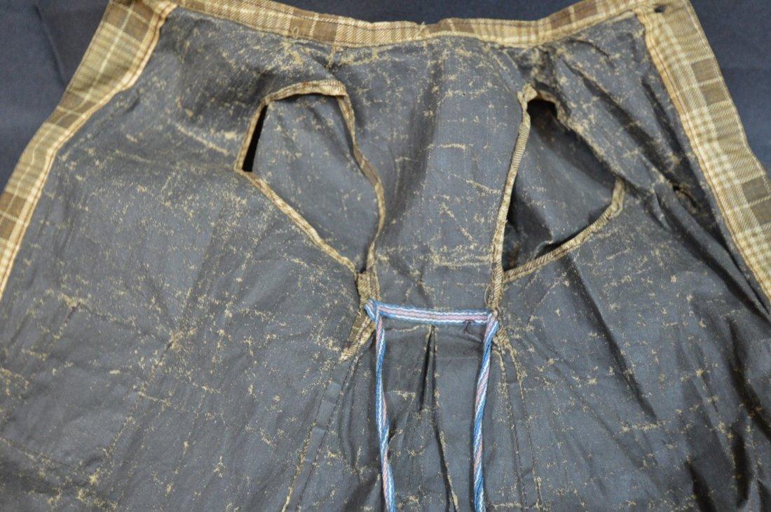 "Antique/Vintage  Doll Coat 14"" Long - 6"