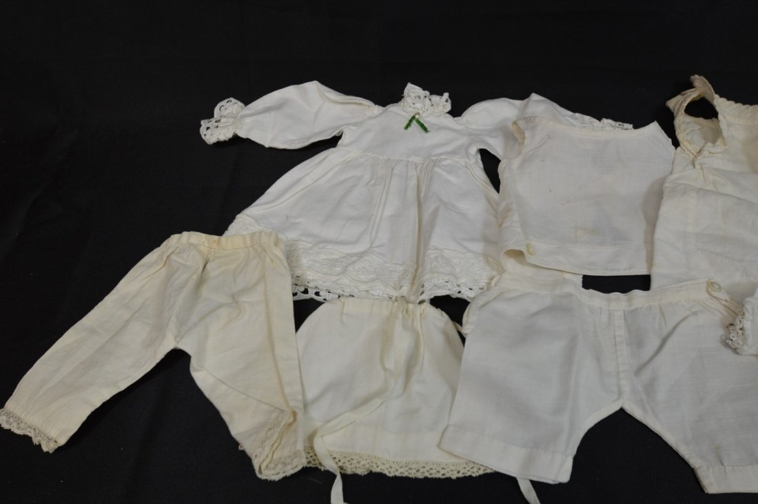 Antique/Vintage Doll Whites - 2