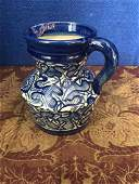 Spanish Painted Pitcher