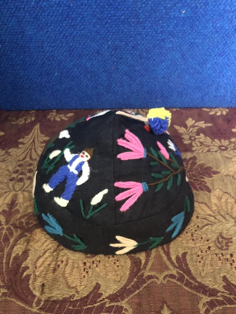 Flannel Child's Skullcap