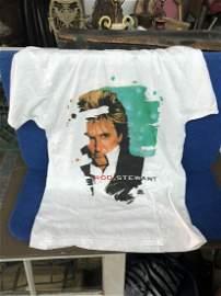 """Rod Stewart Concert T Shirt """" A vagabond heart"""""""