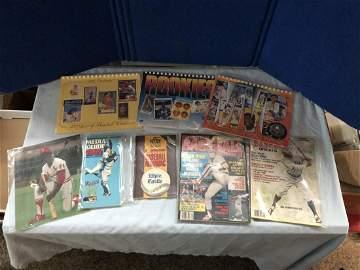 Lot of Baseball Ephemera