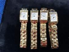 Lot of Four Gruen Watches