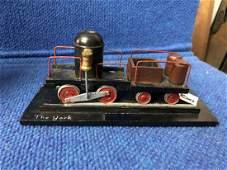 Model of The York Steam Locomotive