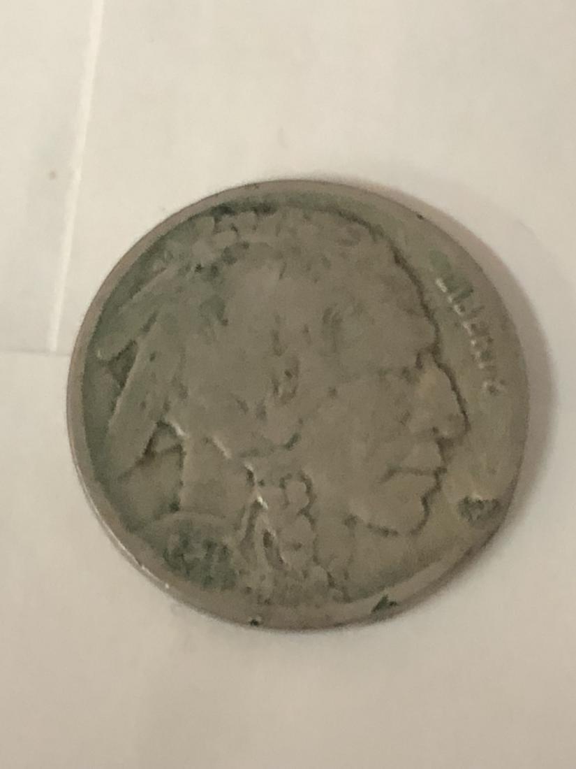 1914 buffalo nickel