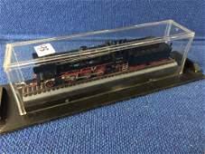 Steam Locomotive Model