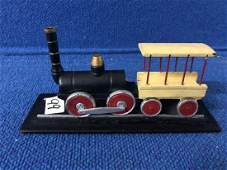 Model of Locomotive and carriages