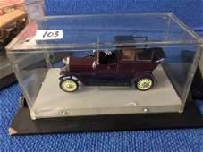 Model of Antique Car