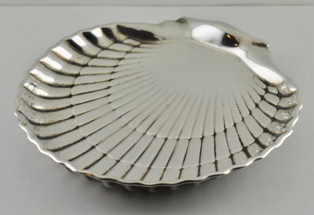 Gorham Sterling Silver Shell Bowl