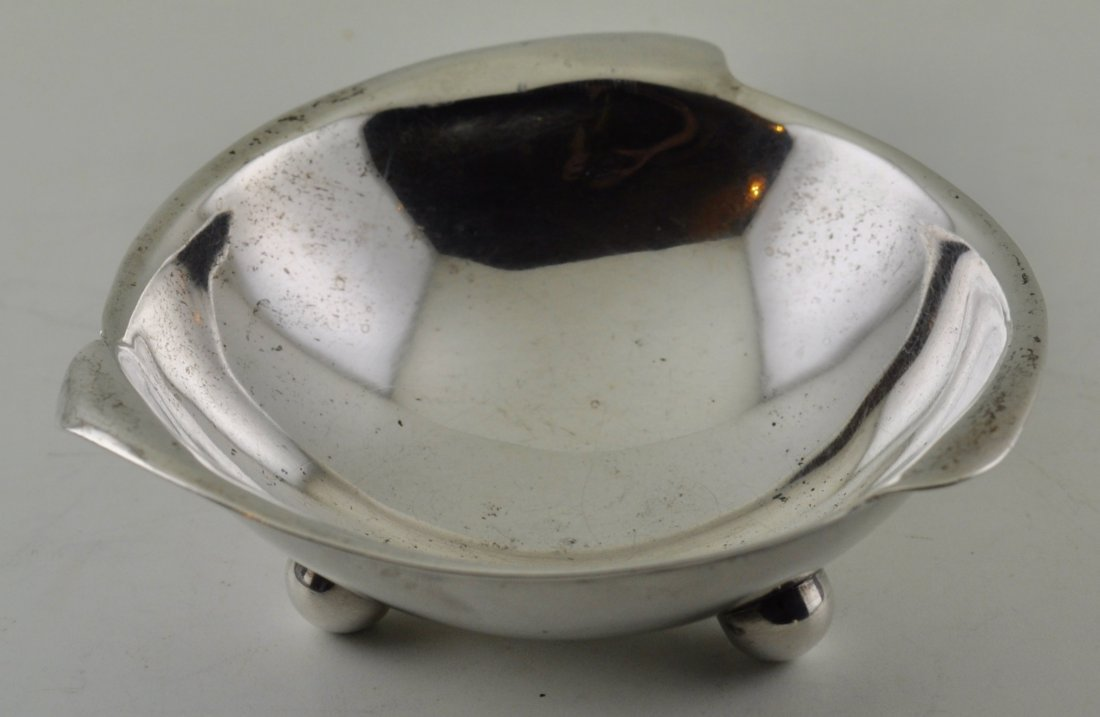 Alfredo Sciarrotta Modernist bowl Sterling
