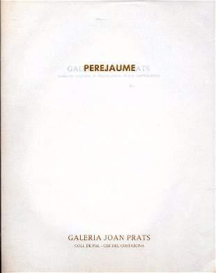PEREJAUME GALERIA JOSAN PRATS 1990