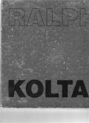 Ralph Koltai Designer for the Stage book