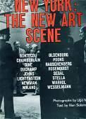RARE New York: The New Art Scene  Mulas, Ugo,