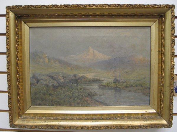 801: NELS HAGERUP (San Francisco, California  1864-1922