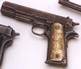 24: COLT SEMI-AUTOMATIC PISTOL, .45 caliber, Model 1911