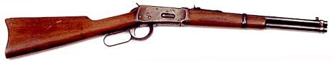 179: WINCHESTER LEVER ACTION CARBINE, caliber .30 W.C.F