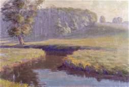 862: FRANK VIRGIL DUDLEY (Chicago, Illinois 1868-1957)O