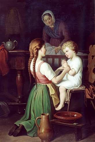 856: ACHILLE LEONARDI (Italian, 19th century) Oil on ca