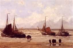 830 Th VERHEIJEN VERHEYDEN Dutch 19th century Oi
