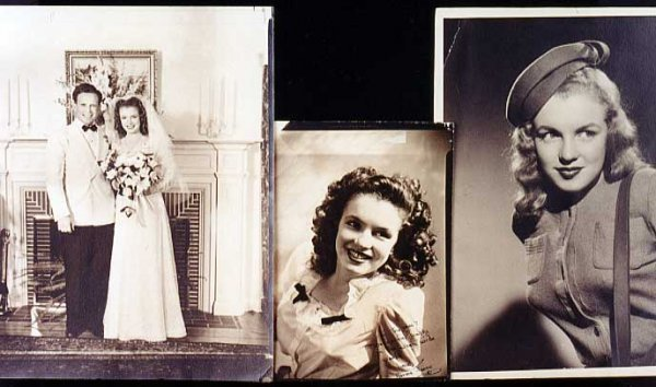 129: AN IMPORTANT COLLECTION OF ORIGINAL MARILYN MONROE