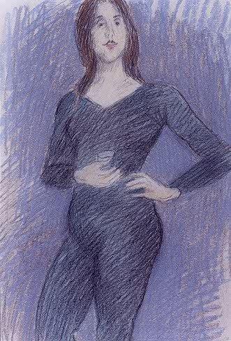 830: RAPHAEL SOYER (New York, N.Y. 1899-1997) An origin