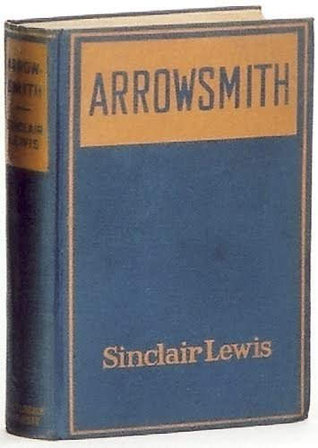 9: SINCLAIR LEWIS (1885-1951). First Trade Edition, sec
