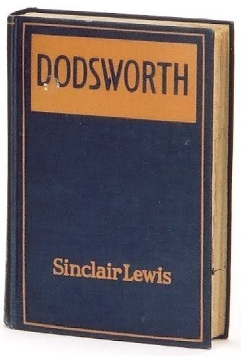 14: SINCLAIR LEWIS (1885-1951). First edition, later pr