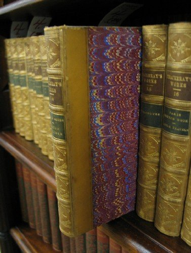 """4: A TWENTY-FOUR VOLUME COLLECTIBLE SET, """"The Works of"""
