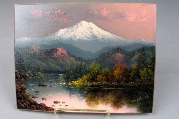 """22: ELIZA R. BARCHUS (""""the Oregon artist"""", 1857-1959)."""