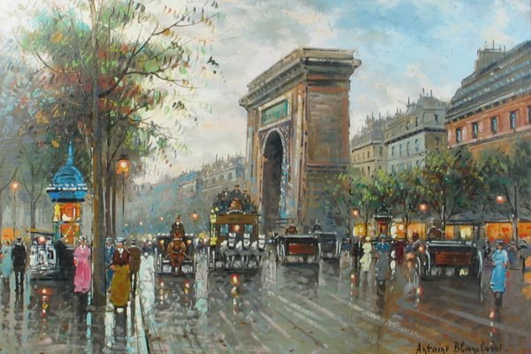 784: ATTRIBUTED TO ANTOINE BLANCHARD (French, 1910-1988