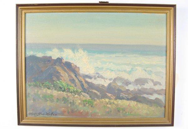 602: CLYDE LEON KELLER (Portland, Oregon 1872-1962)  Oi