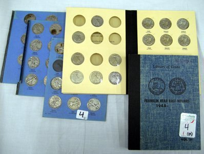 4: COLLECTION OF APPROXIMATELY EIGHTY-NINE U.S.  SILVER