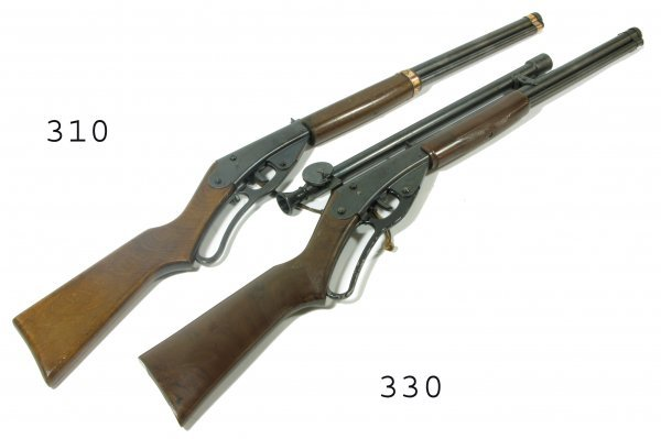 310: DAISY NO.111 MODEL 40 RED RYDER B-B CARBINE, blue