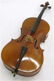 50: SAMUEL EASTMAN CELLO, MODEL VC100, 4/4  size (5