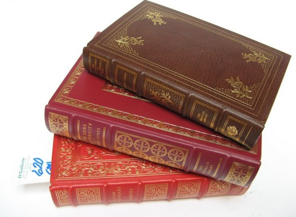 620: TWENTY COLLECTIBLE LIMITED EDITION LEATHER BOUND B