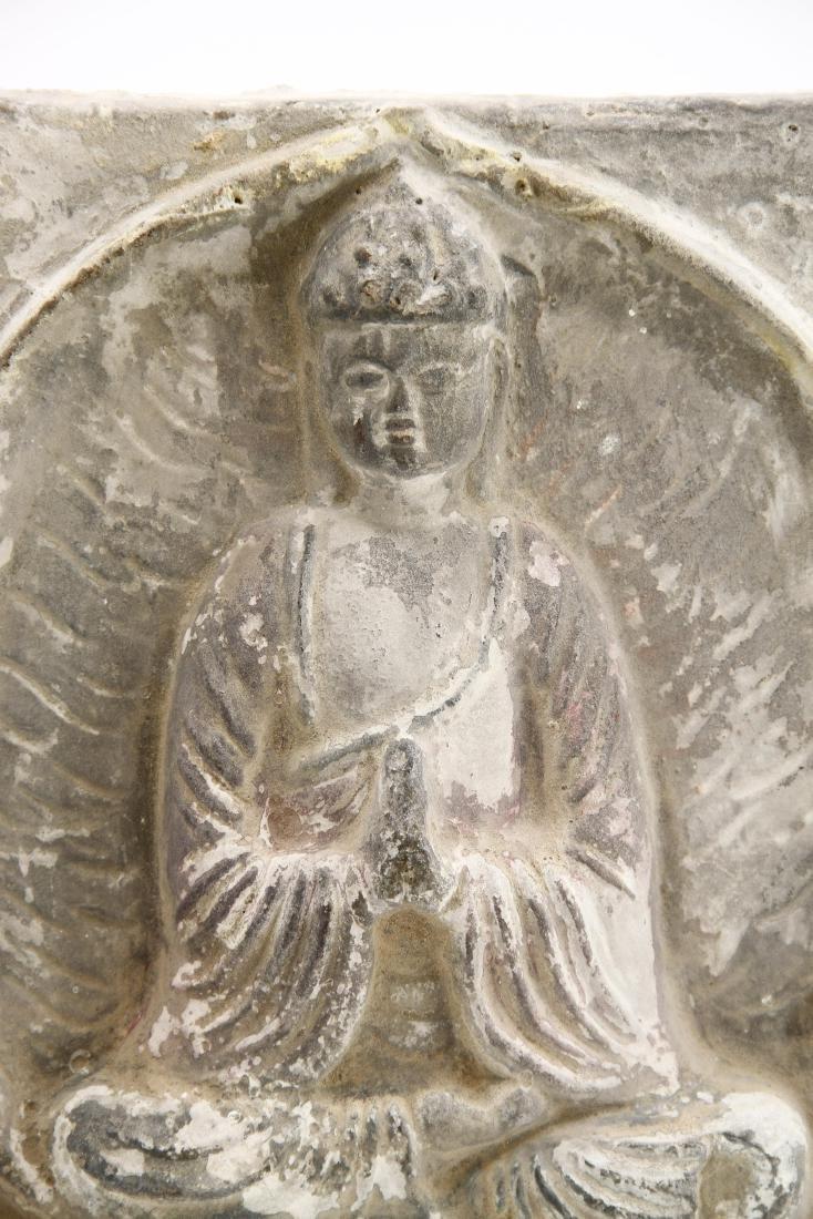 Buddha Tile - 2