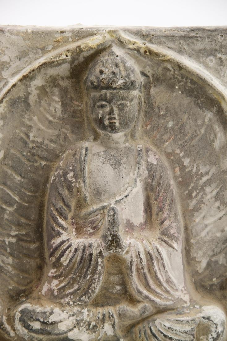 Buddha Tile - 3