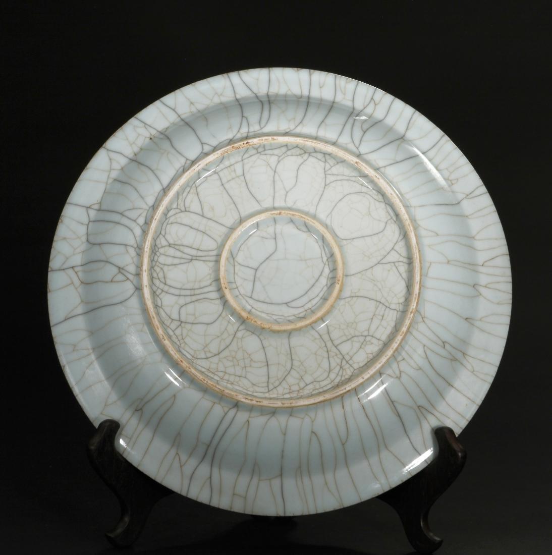 Large Guan Type Dish - 3