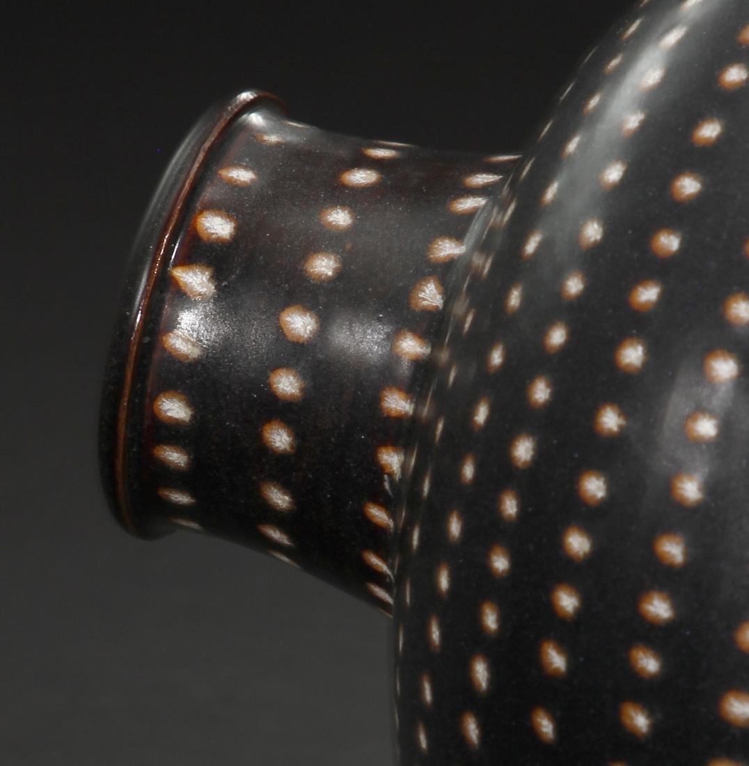Fine Jizhou Spotted Meiping Vase - 10
