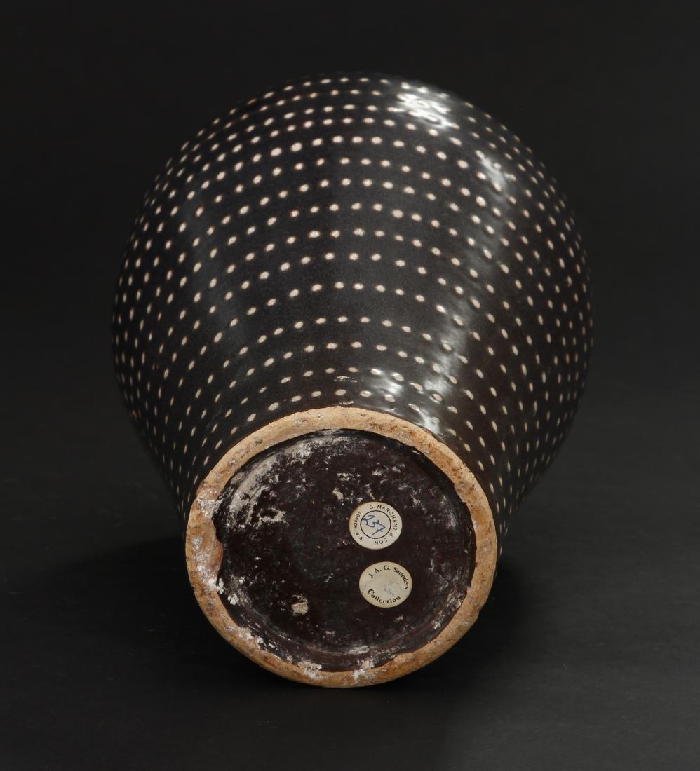 Fine Jizhou Spotted Meiping Vase - 6