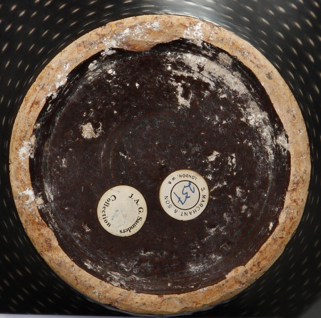 Fine Jizhou Spotted Meiping Vase - 7