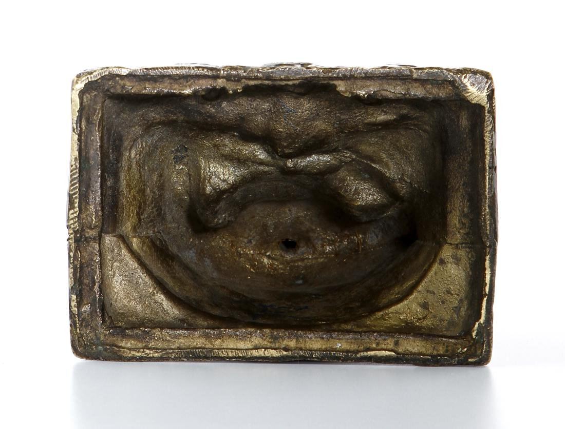 Chinese Gilt-Bronze Figure of Medicine Buddha - 7